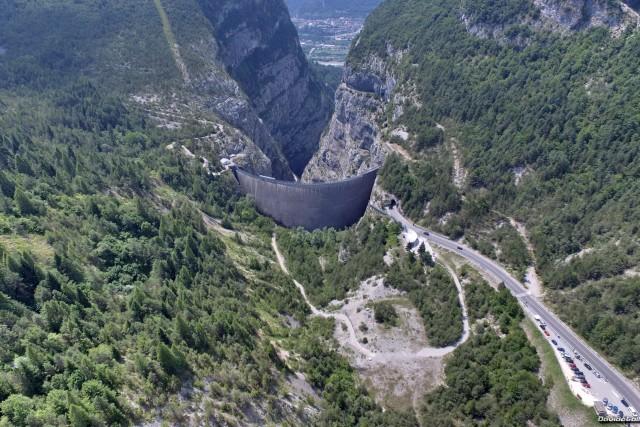 Vajont Dam, Italy