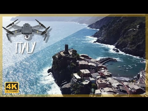 AMAZING drone video of North Italy