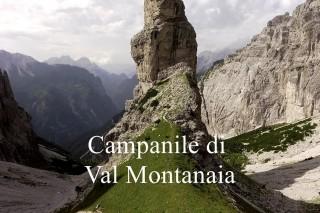 Campanile di Val Montanaia (steeple of Montanaia Valley)