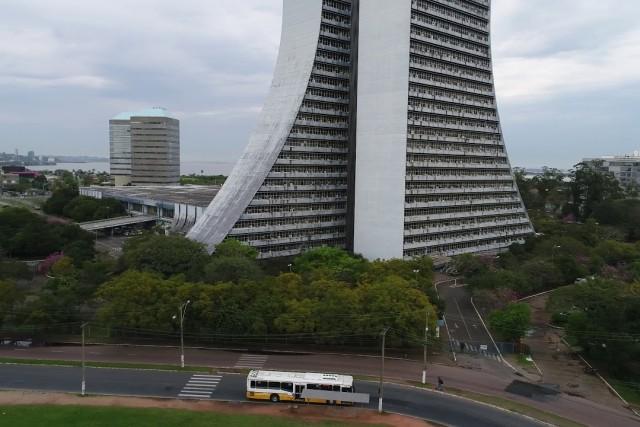 Cidade de Porto Alegre – Centro Administrativo – Cidade Baixa