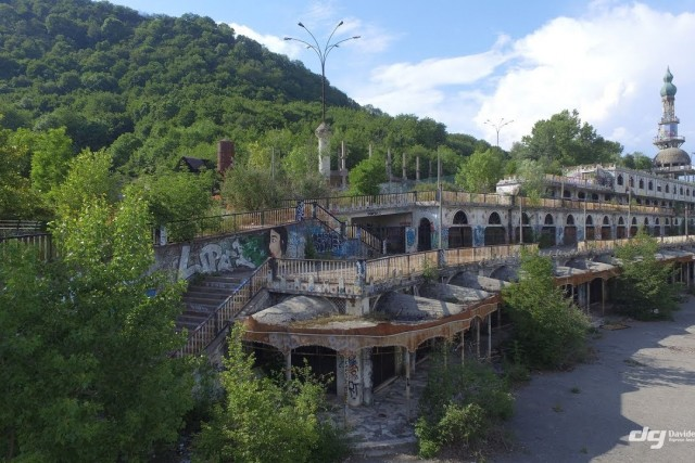 Consonno, the ghost country