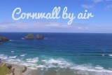 Cornwall by air