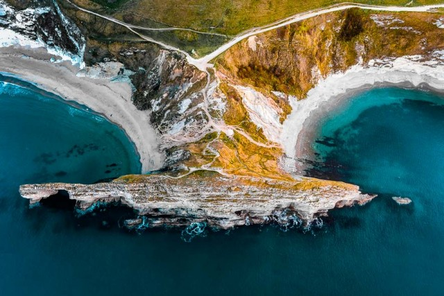Good morning durdle door