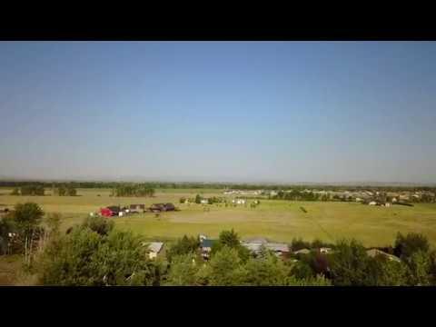 Flying Montana Farmland Reveal