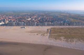 hidden heart | West Flanders, Belgium | 4K Aerial