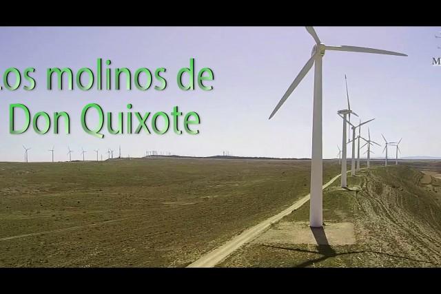 Los Molinos de Don Quixote