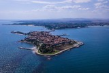 Old Town of Nessebar from Above