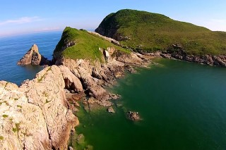 NinePin Islands Hong Kong – 九針群島