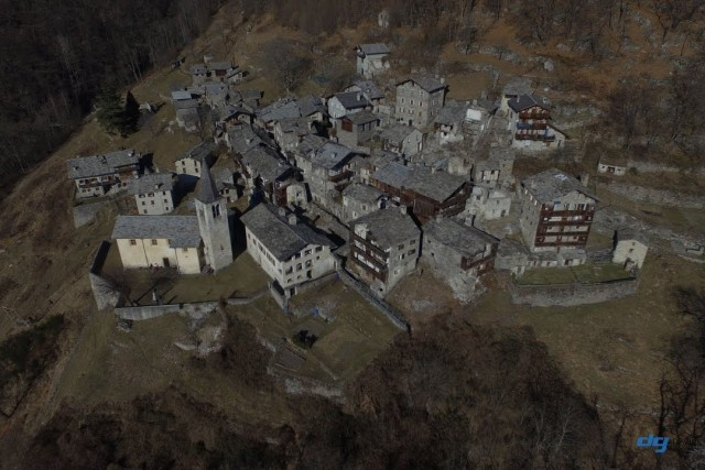 Savogno, the ghost country
