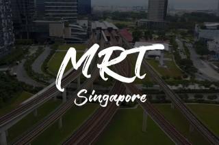 Singapore MRT Hyperlapse & Timelapse