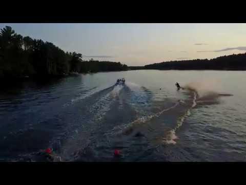 Slalom Ski Ripping