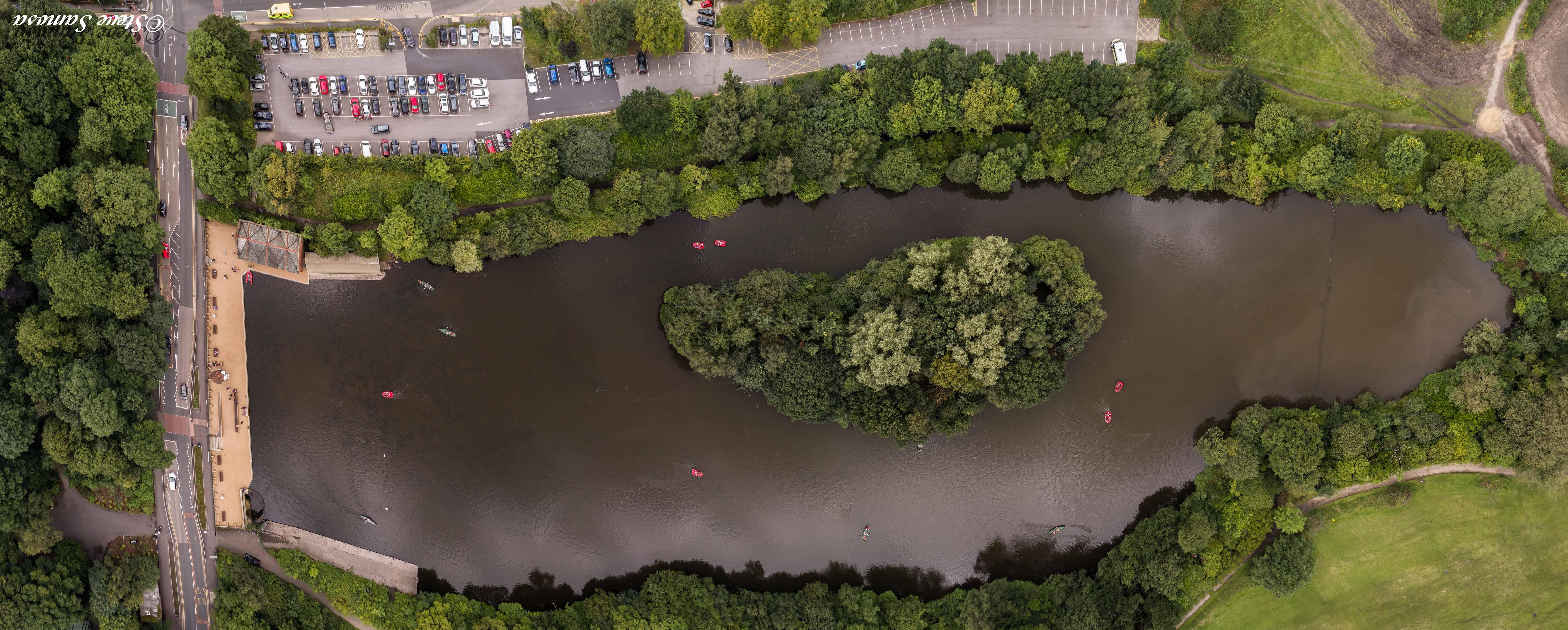 Stamford Park Boating Lake