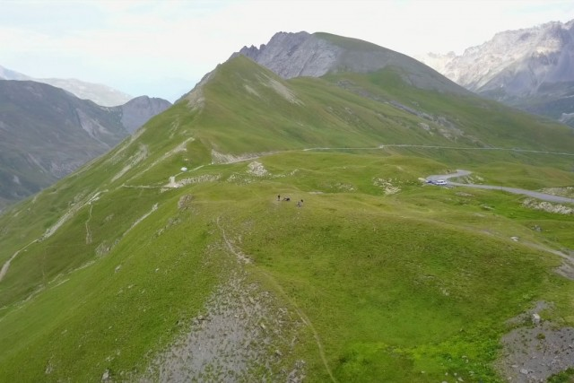 The big Alps road – La route des Grandes Alpes