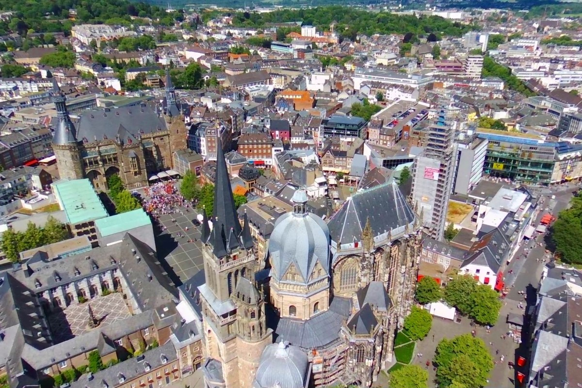 Aachen, Germany, at its best