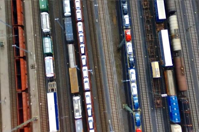 train tracks in germany