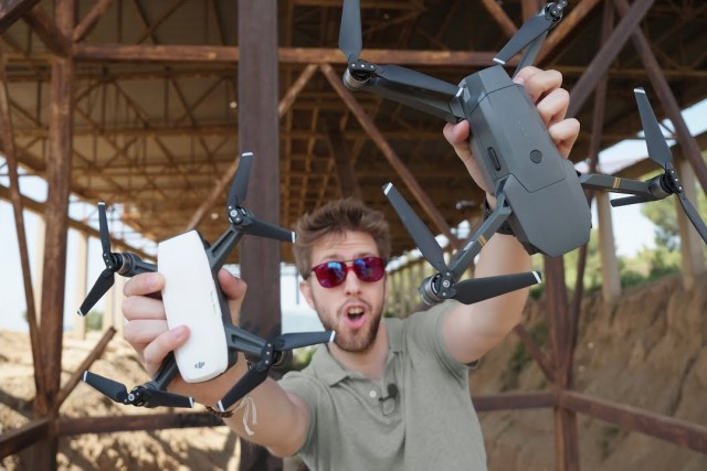 WORKING WITH DRONES VLOG 01