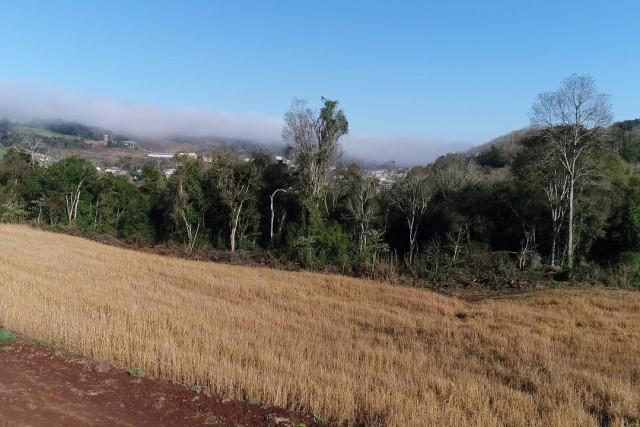 Zona rural de Liberato Salzano/RS