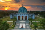 Great Mosque Sunset