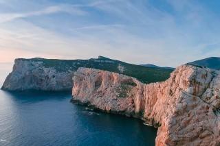 Capo Caccia cliffs