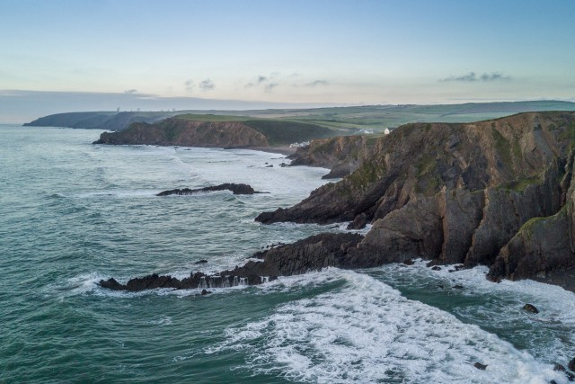 Cornish Coastline