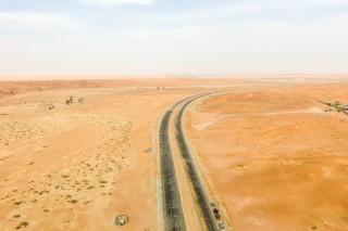 Offroading in Sharjah