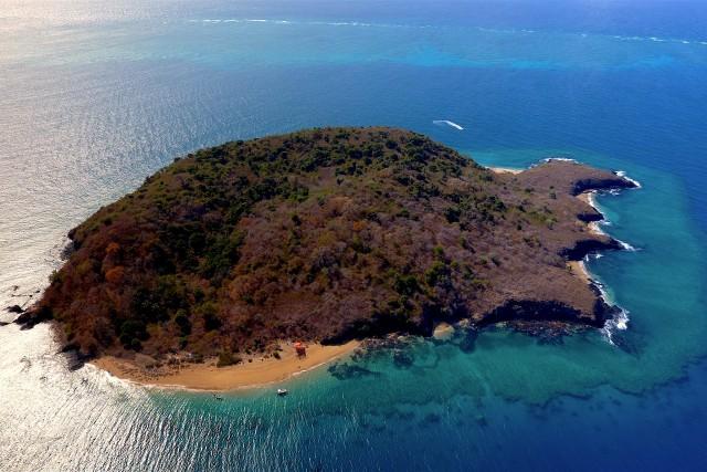 L'ilot Bandrélé, Mayotte