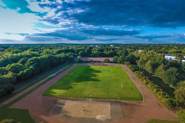 Berlin Footballfield