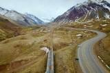 Ruta hacia Chile