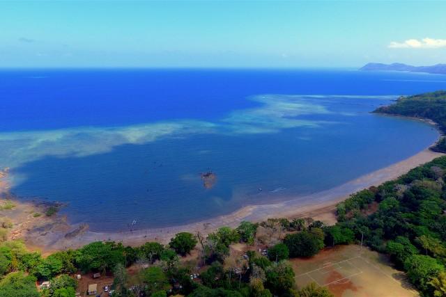 Plage de Sohoa Mayotte