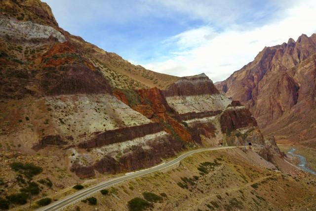 Ruta a Chile