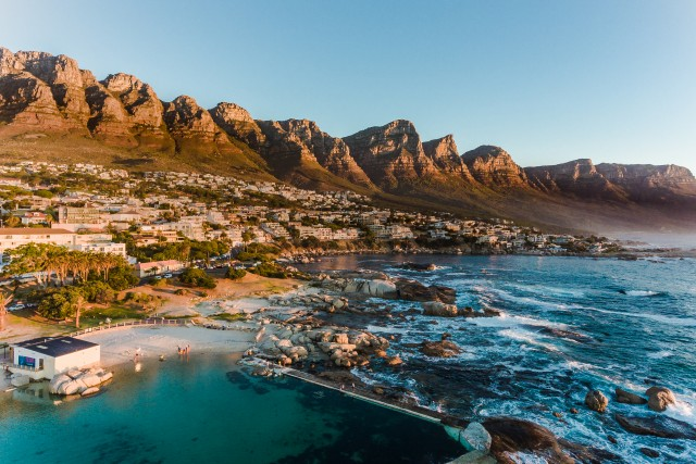 Cape Town- Camps Bay