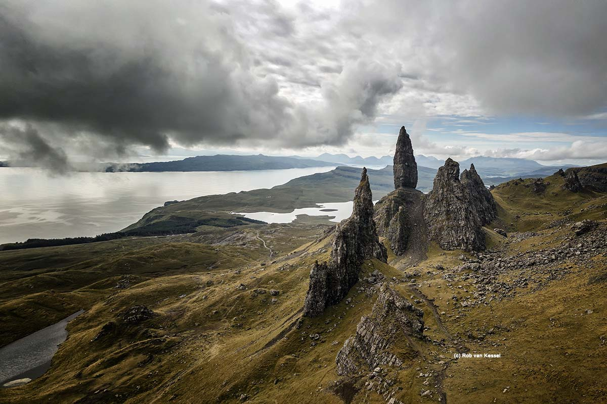 The Old Man of Storr, Isle of Skye, Scotland