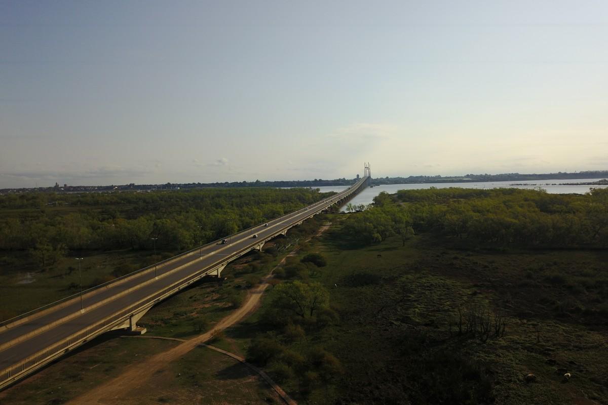 Puente de Rosario a Victoria