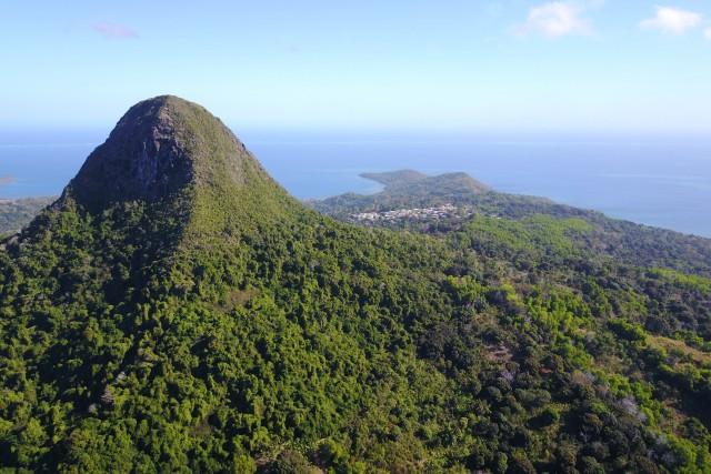 Mont Choungui – Mayotte