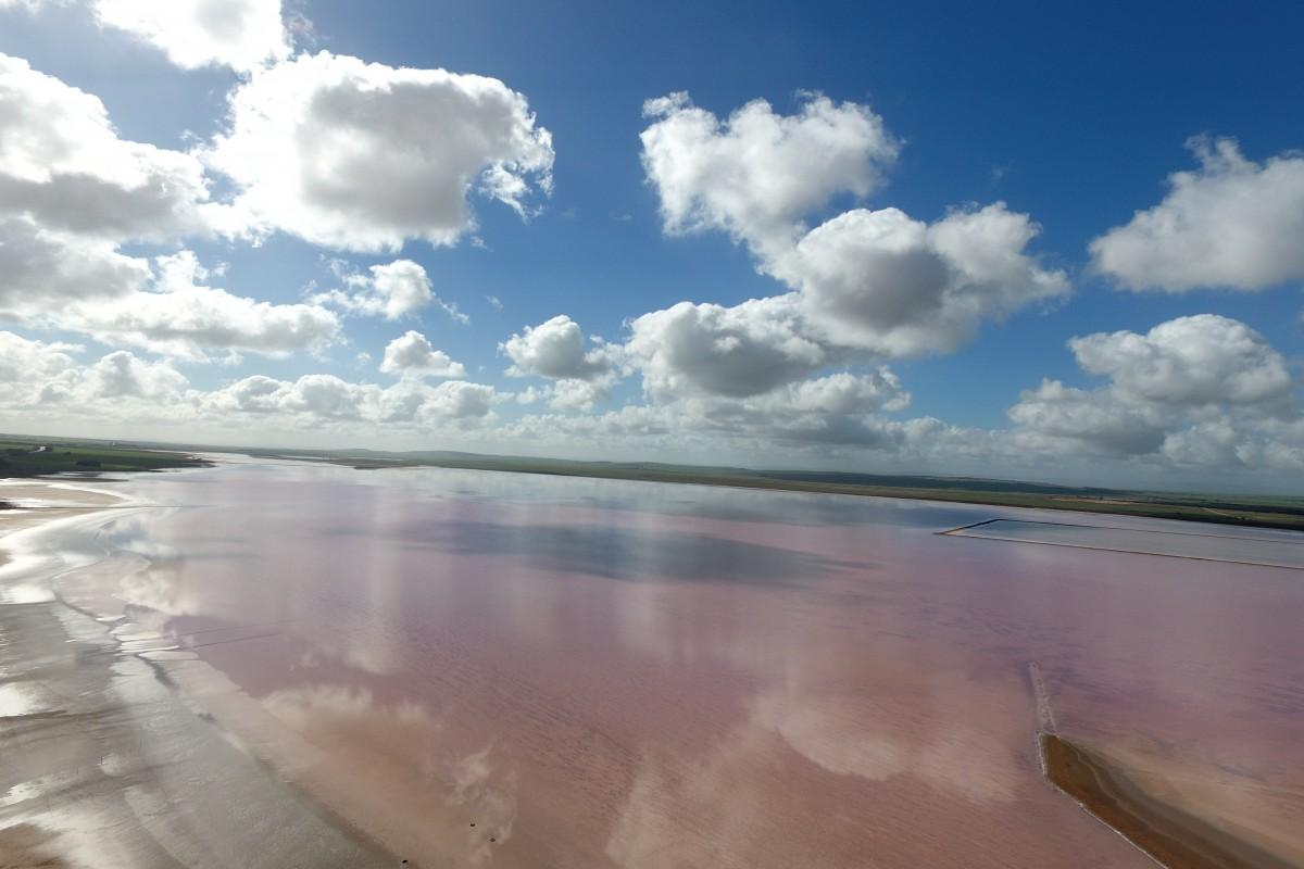 Bumbunga lake South Australia