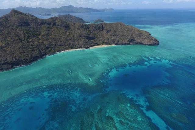 Récif à Mtsamboro – Mayotte – DroneGo