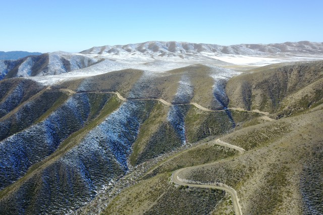Camino de Tupungato a las Vegas – Argentina
