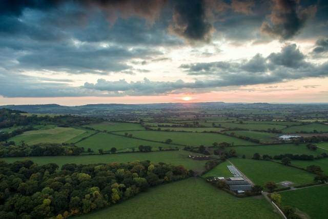 Dorset Sky