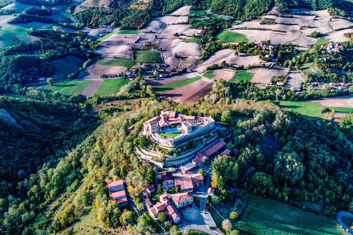 Montesegale's Castle