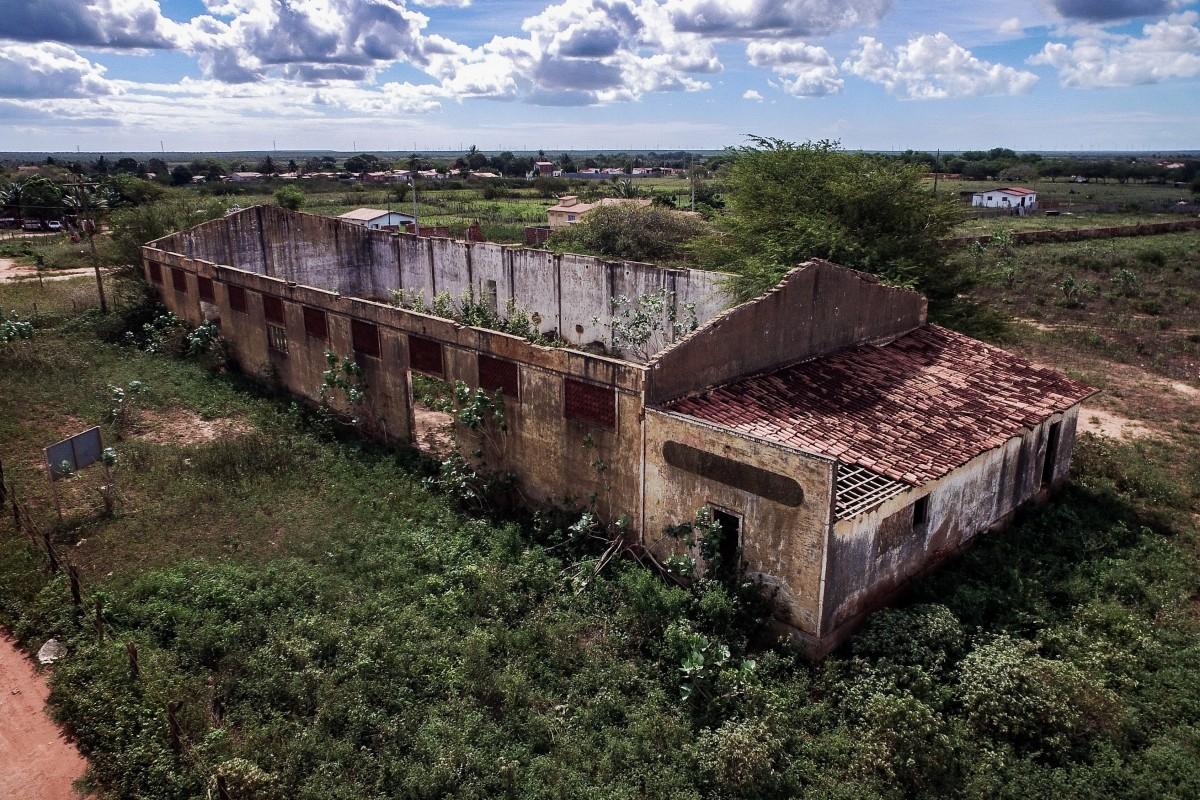 Batedeira Parazinho RN (antiga fábrica de agrave)