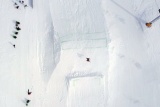 Snowboard 360 Top View