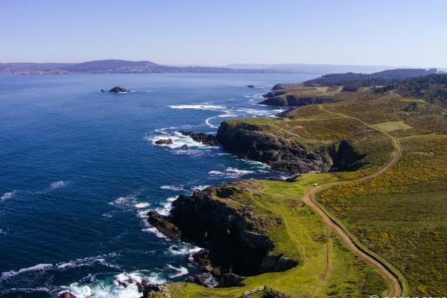 Coast of Dexo-Serantes (A Coruña, Spain)
