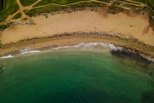 Tides – Thurlestone – Aerial – Devon
