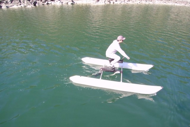 A. S. Waterbike by Antonio Marques