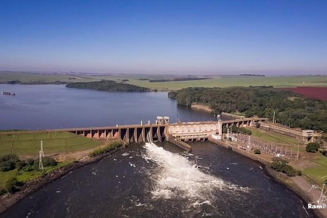 Hidrelétrica de Bariri / hydroelectric