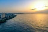 Santo Domingo, Dominican Republic Sunrise