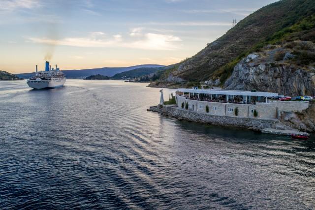 Boka Bay, Montenegro