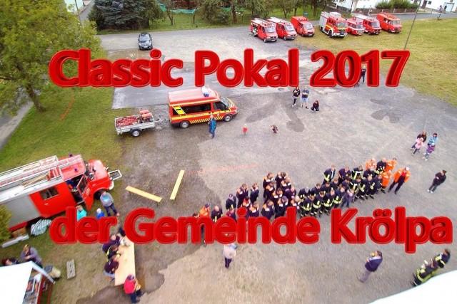 Classic Pokal der Gemeinde Krölpa 2017