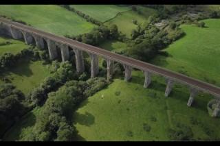 Craigmore Viaduct 4K