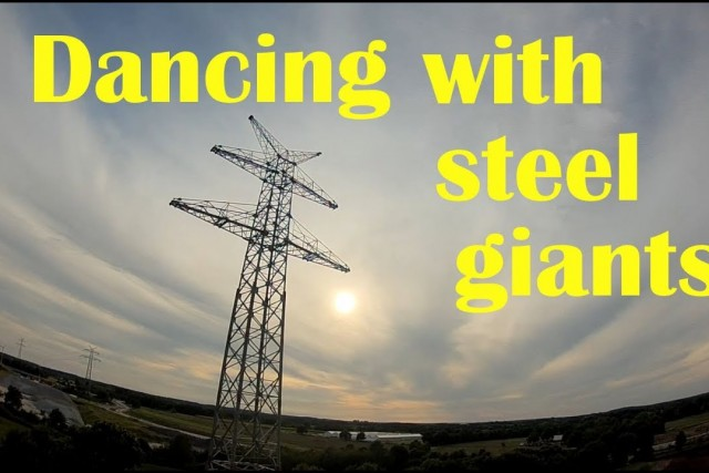 Dancing with steel giants